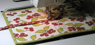 Stitch tie
