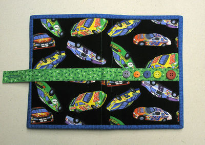 Car binder