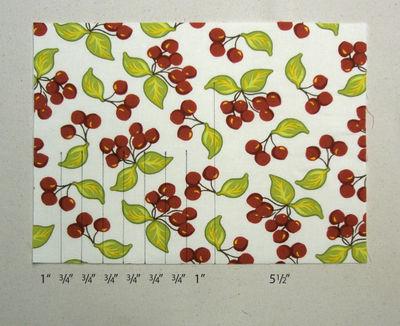 3 mark cherries