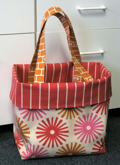 Breadbox bag
