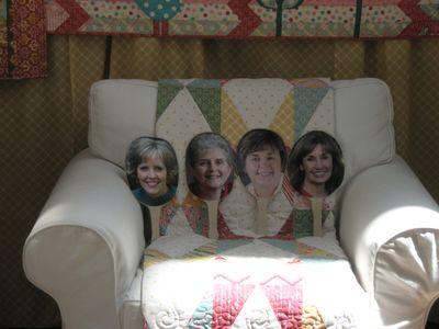 Heathers chair