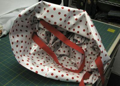 Turning bag