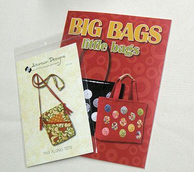 Bag book:pattern