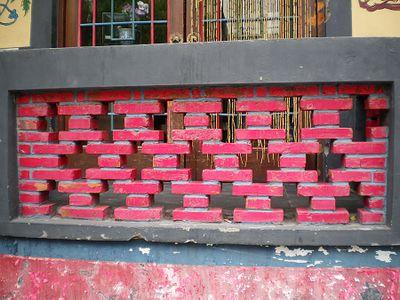 Beijing bricks