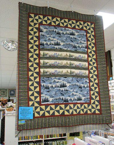 Mankato quilt
