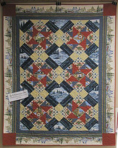 Waconia quilt