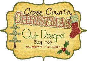 Logo cross country christmas copy