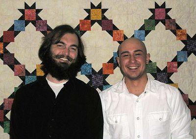 Derek and Eric