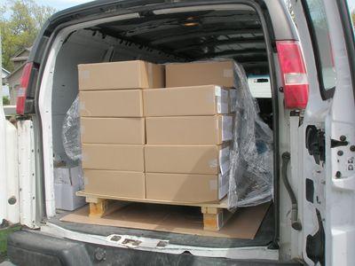 Patterns in truck