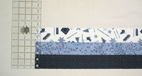1 measure strip set