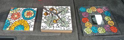 3 tiles
