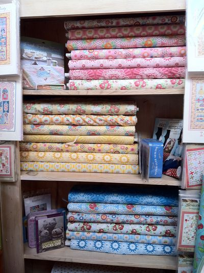 Fabric cupboard