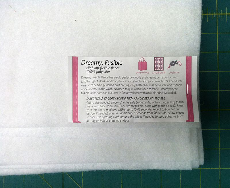 Dreamy fusible