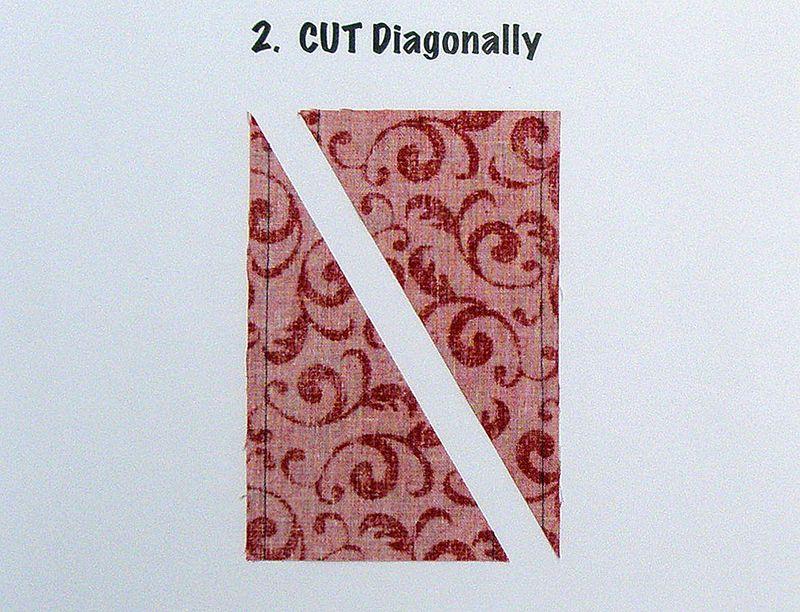 Triangles 2. cut